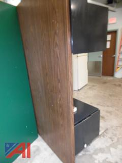 Metal Desk with Drawers