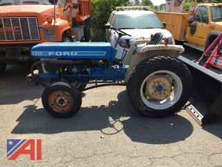 1983 Ford 1710 Tractor