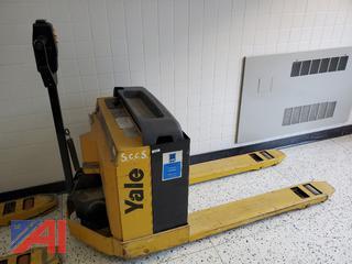Yale Electric Pallet Jack