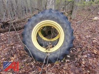 16.9 x 30 Firestone Tires and Rims