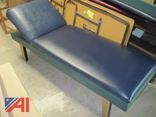 Exam Table and Cots