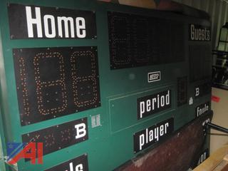 Nevco 8' x 16' Scoreboards
