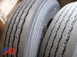Firestone Steer 10R22.5 Tires