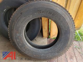 10R22.5 Recap Tires