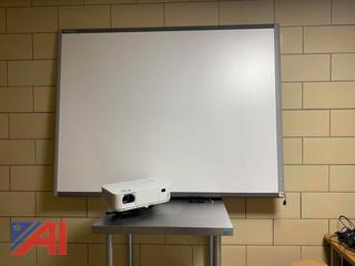 Projector/Screen Combo