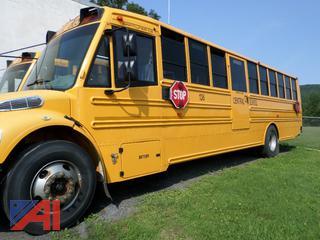 (#136) 2014 Freightliner/Thomas B2 School Bus