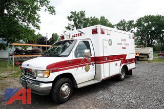 1993 Ford E350 Road Rescue Ambulance/7-1