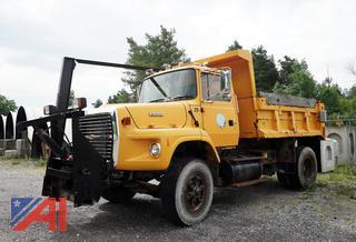 1994 Ford L9000 Dump Truck & Wing/29