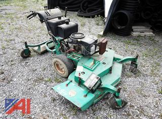 "Lesco Hydro 48"" Commercial Mower"