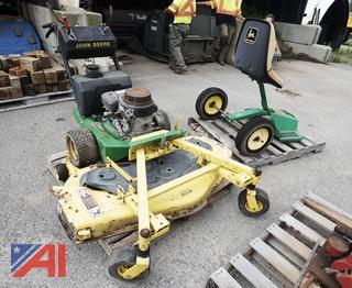 """John Deere 54"""" Walk-Behind Mower"""