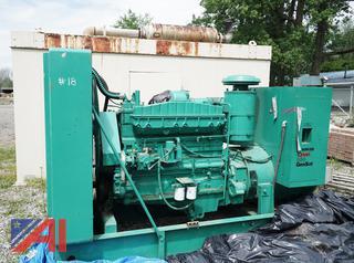 Onan 250 GenSet Generator
