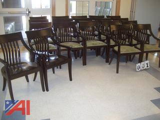 David Edward Tables and Chairs