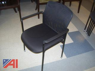 WB Mason Stackable Chairs