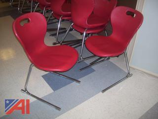 Columbia Plastic Chairs