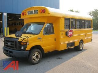 2012 Ford E450 Wheelchair Mini Bus