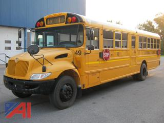 2014 International CESB School Bus