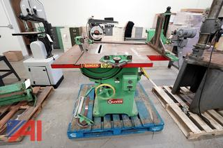 Oliver #232-D Commercial Direct Drive Table Saw