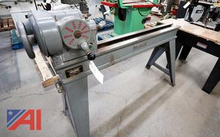 Oliver Variable Speed Wood Lathe