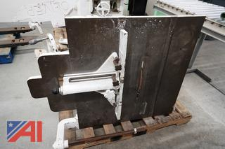 Oliver Commercial Table Saw with Fence