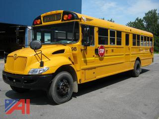 2013 International CESB School Bus