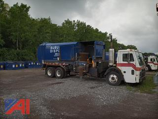 2009 Mack LEU LaBrie Garbage Truck