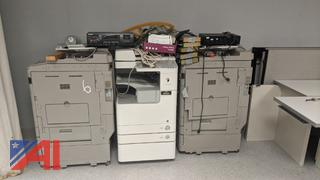 Canon Image Runner Copiers & Electronics