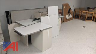 Office Work Stations & Components