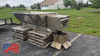 8' Smith Stainless Steel Spreader