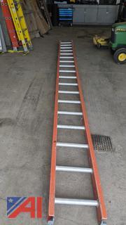 18'  Fiberglass Ladder