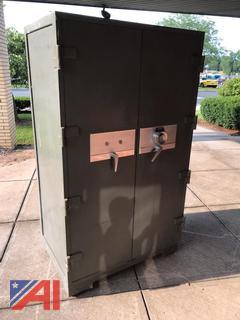Diebold Lock Safe