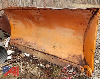 11' Side Dump Snow Bucket