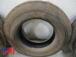 Goodyear Steering Tire