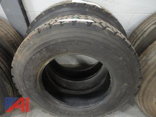 Goodyear G124 Tires