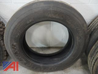 Goodyear G670 RV Steering Tire