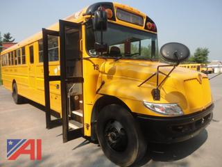 2015 International CE School Bus