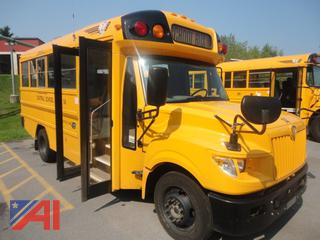 2015 International AE Mini School Bus