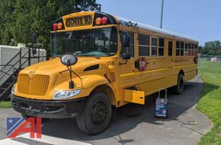2011 International CESB School Bus
