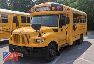 2014 International AE 1707 School Bus