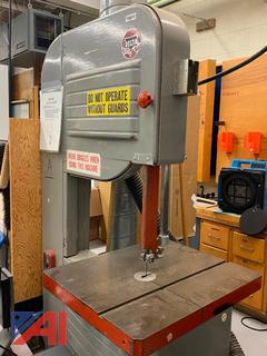 """Rockwell 20"""" Band Saw"""