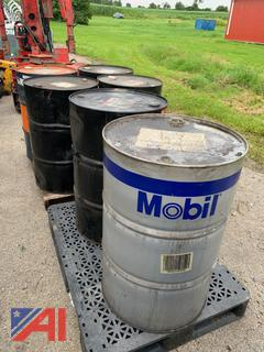 Mobil OW-30 Synthetic 55 Gal Drum
