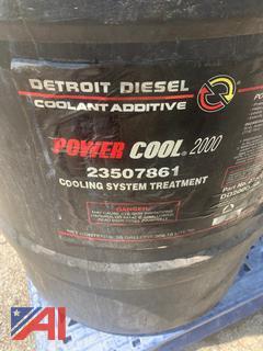 Detroit Diesel Power Cool 2000 55 Gal Drum