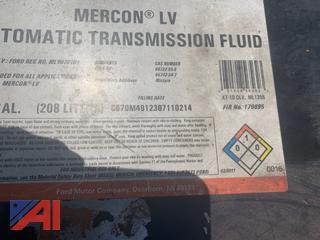 Mercon LV Motorcraft 55 Gal Drum