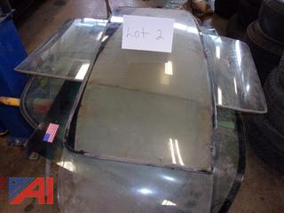 Misc. Corvette Auto Glass