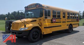 2013 International 3000 Wheel Chair School Bus