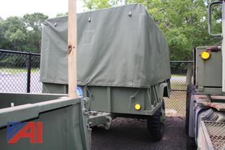 Turtle Mountain 1.5 Ton Cargo Trailer