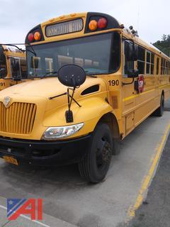 2013 International 3000 School Bus