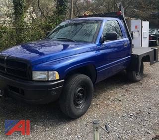 (#35) Dodge Truck