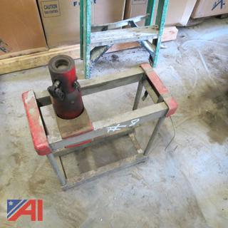 Snap-On Hydraulic Press