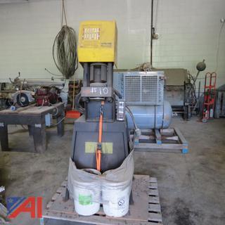 GE Hydraulic Hose Machine
