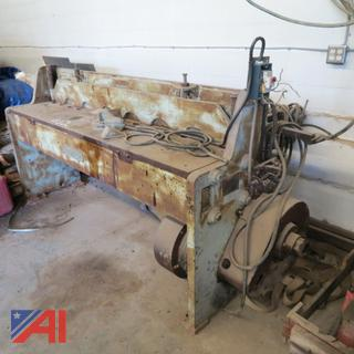 7' Parker Electric Shear